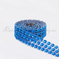 Blue Bling 3 row